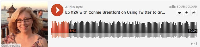 Connie Brentford Interview